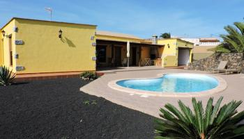 Detached villa for sale in Fuerteventura