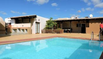 External view - House with pool for sale in Tuineje Fuerteventura