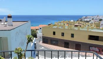 Panoramic duplex penthouse for sale in Morro Jable Fuerteventura