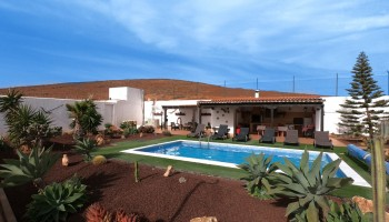 Villa for sale in Agua de Bueyes - Pool