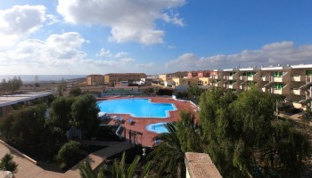 Apartment for sale in Costa de Antigua, Fuerteventura - Views from the terrace