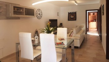Duplex for sale in Caleta de Fuste, Fuerteventura - Living/dining room