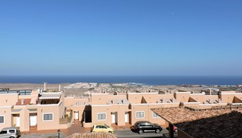 Sea view apartment in Caleta de Fuste, Fuerteventura, Atalaya Park