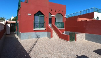 House for sale in Caleta de Fuste, Fuerteventura - Courtyard