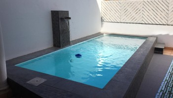 Duplex with pool in Caleta de Fuste - Swimming pool