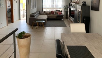 Triplex for sale in Caleta de Fuste, Fuerteventura - Living room