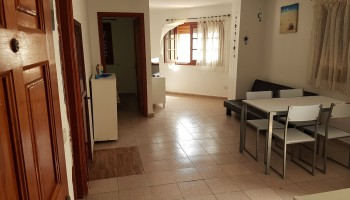 Apartment for sale in Corralejo, Fuerteventura - Living room