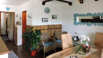 Apartment in Costa de Antigua, Residencial Bouganville - Lounge