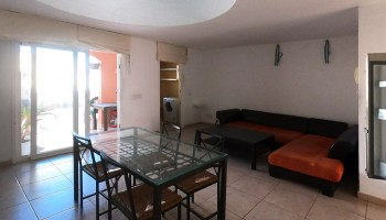 Apartment in Fuerteventura - Living/dining room