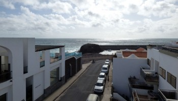 Apartment for sale in El Cotillo, Fuerteventura - Sea views from the terrace