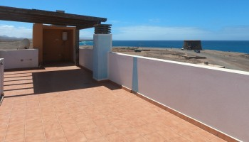 Sea-views studio for sale in Fuerteventura - Panoramic terrace