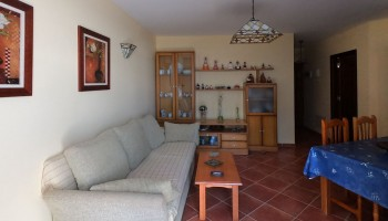 Apartment for sale in El Cotillo, Fuerteventura - Living room