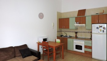 Apartment for sale in El Matorral, Fuerteventura - Kitchen