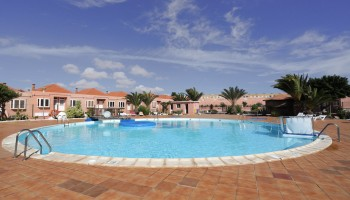 Terraced duplex for sale in Costa de Antigua, Fuerteventura - Pool