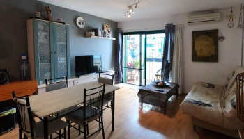 Fuerteventura Park flat for sale in Costa de Antigua - Living room