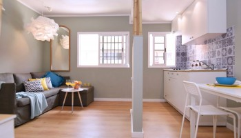 Studio for sale in Puerto del Rosario - Living room/kitchen