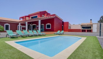 Villa with pool and large plot in Tetir Fuerteventura