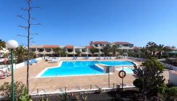 Apartment for sale in Costa de Antigua, Fuerteventura - Swimming pool