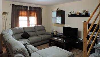 Living room - Duplex for sale in Valles de Ortega