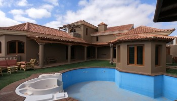 Villa with pool for sale in Playa Blanca, Fuerteventura