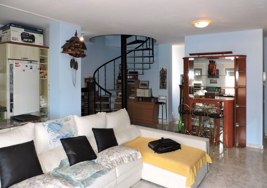 Duplex apartment for sale in Gran Tarajal - Living room
