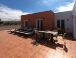 Front line coastal villa for sale in Fuerteventura - Panoramic terrace