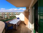 Apartment in the Bouganville residential complex - Views from the terrace