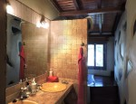 House with sea views in Fuerteventura - Bathroom with jacuzzi