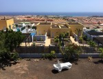 Duplex with pool in Caleta de Fuste - Garden