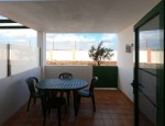 Apartment for sale in Caleta de Fuste, Puerta del Sol complex - Front terrace