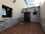 Chalet with sea views for sale in Fuerteventura - Entrance