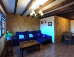 Chalet with sea views for sale in Playa Blanca - Living room