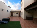 Chalet with sea views for sale in Fuerteventura - Outdoor patio