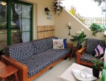 Apartment for sale in Costa de Antigua - Terrace