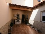 Duplex for sale in Costa Calma - Patio with pergola