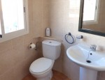 Furnished apartment in El Cotillo - Second bathroom