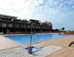 Beachfront apartment for sale in El Cotillo - Pool