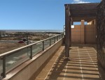 Beachfront apartment in El Cotillo - Panoramic terrace