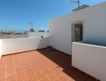 Terraced duplex for sale in El Matorral, Fuerteventura - Panoramic terrace