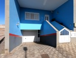 Terraced duplex for sale in Fuerteventura - Garage entrance