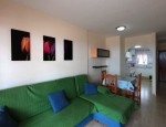 Apartment for sale in La Caleta - Living room