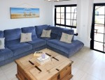 Duplex for sale in La Lajita, Fuerteventura - Living room
