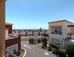 Villa for sale in Caleta de Fuste, Fuerteventura - Sea views from the balcony