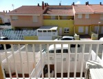 Terraced house in El Matorral - Balcony view