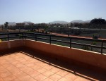 Origo Mare duplex house for sale in Lajares - Panoramic terrace