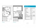 House for sale in Fuerteventura - Floor plan