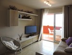 Sea view apartment for sale in La Caleta, Parque Holandés - Lounge