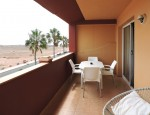 Sea view apartment for sale in Fuerteventura - Terrace