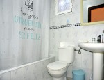 Terraced house in Fuerteventura - Bathroom