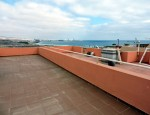 Terraced house for sale in Playa Blanca, Fuerteventura - Sea views from the terrace